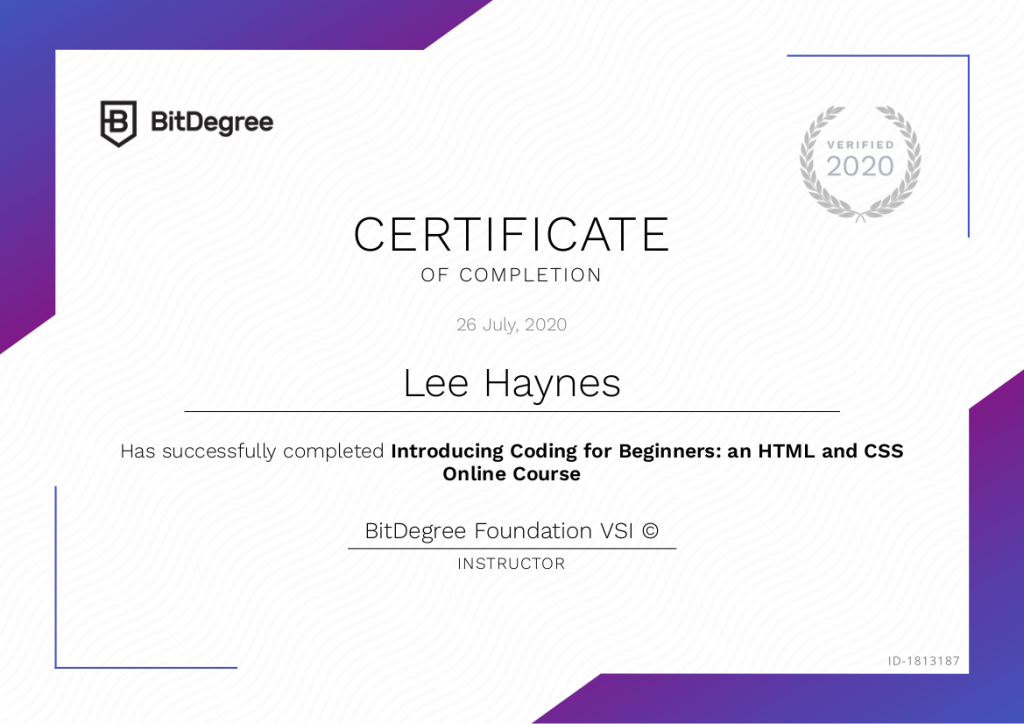HTML and CSS Basics